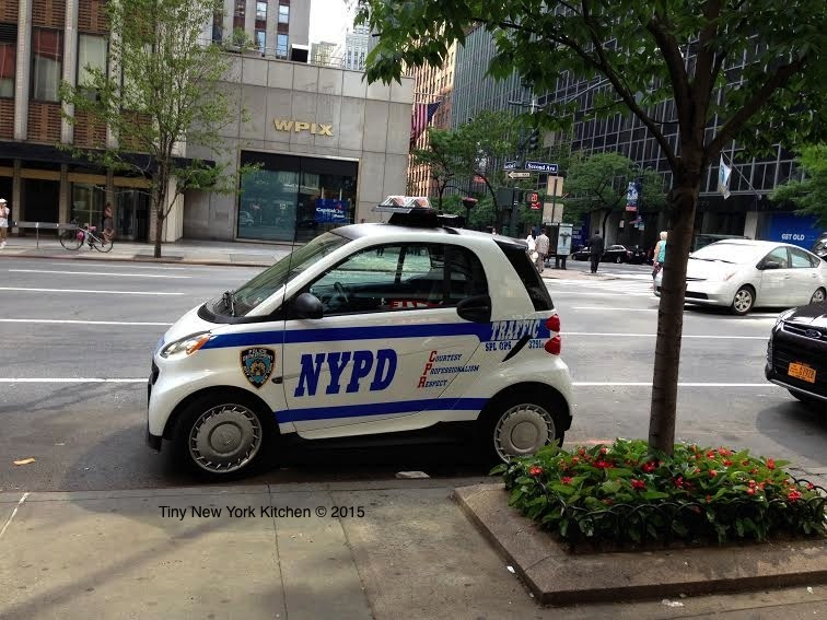 Nypd Using Smart Cars