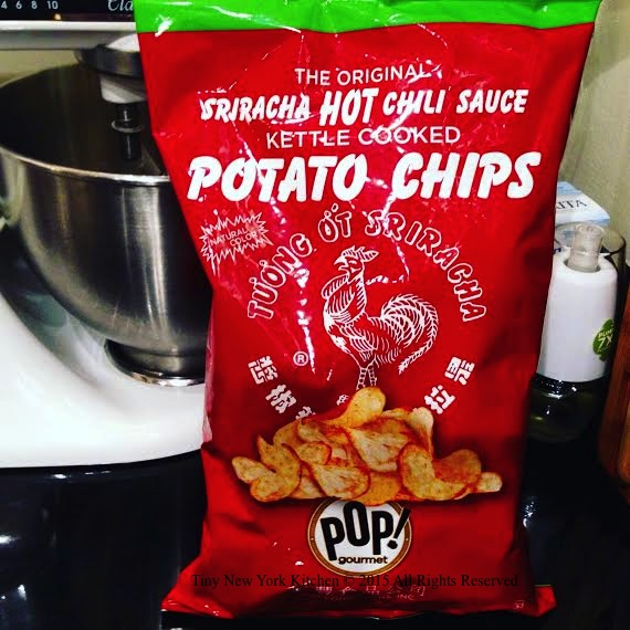 Sriracha Potato Chips | Tiny New York Kitchen