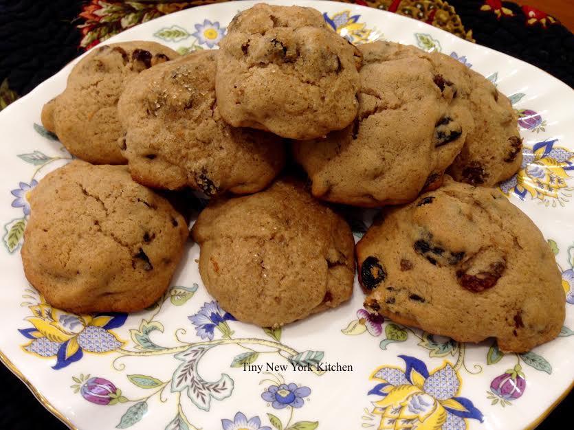 Cherry & Brown Sugar Cookies