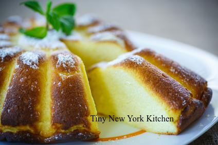 Brandy Pudding Cake