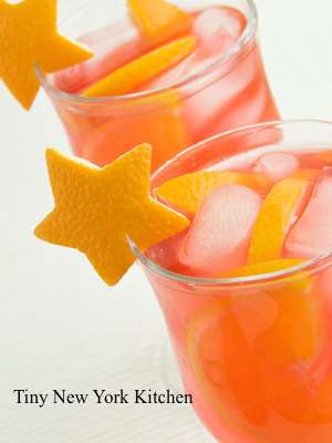 Tangerine Negroni