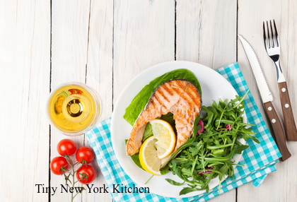 Lemon Salmon Filet