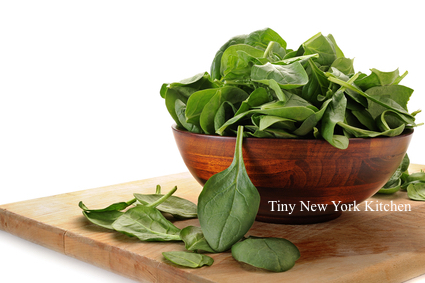 Buttered Spinach With Vinegar Recipes — Dishmaps