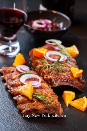 Weekend Make-Ahead Pork Ribs