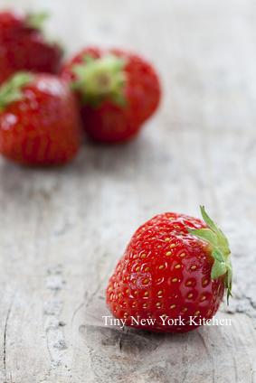 Spring Strawberry Shortcake