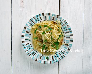 Spaghetti Agilio E Olio