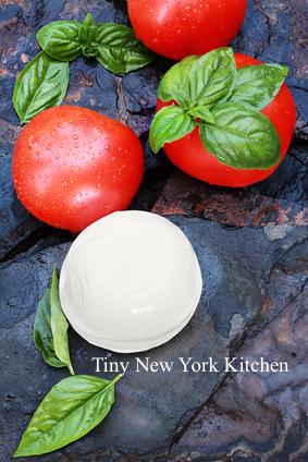 Ciliegine & Cherry Tomato Skewers