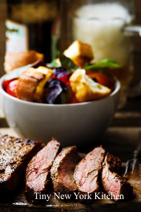 Steak & Tomato Salad