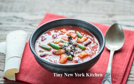 Nonno's Minestrone Soup