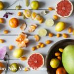 Winter Citrus Fruit