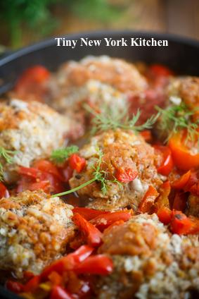 Beef & Quinoa Meatballs