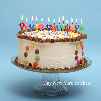 Swell Classic Birthday Cake Tiny New York Kitchentiny New York Kitchen Funny Birthday Cards Online Elaedamsfinfo