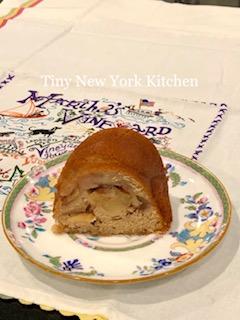 Apple Fritter Breakfast Cake
