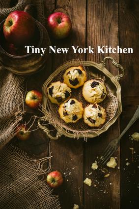 Chocolate Chunk & Almond Muffins