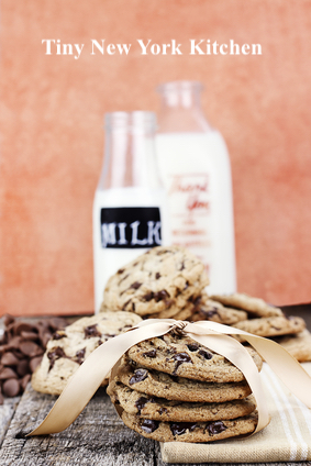 Baker's Favorite Chocolate Chip Cookies
