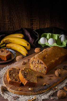 Edgartown Banana Nut Bread