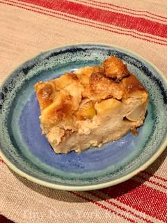 Pear Bread Pudding 🍐 🍐 🍐