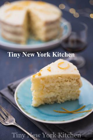 Semolina Citrus Cake copy