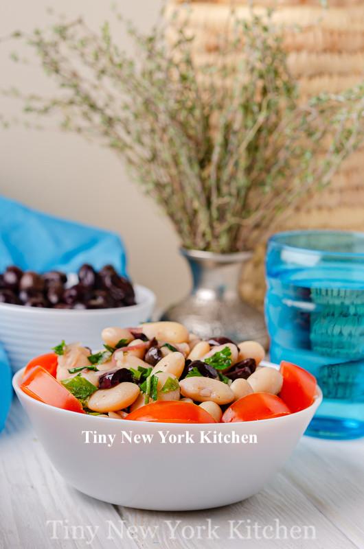 Mediterranean Bean Salad copy