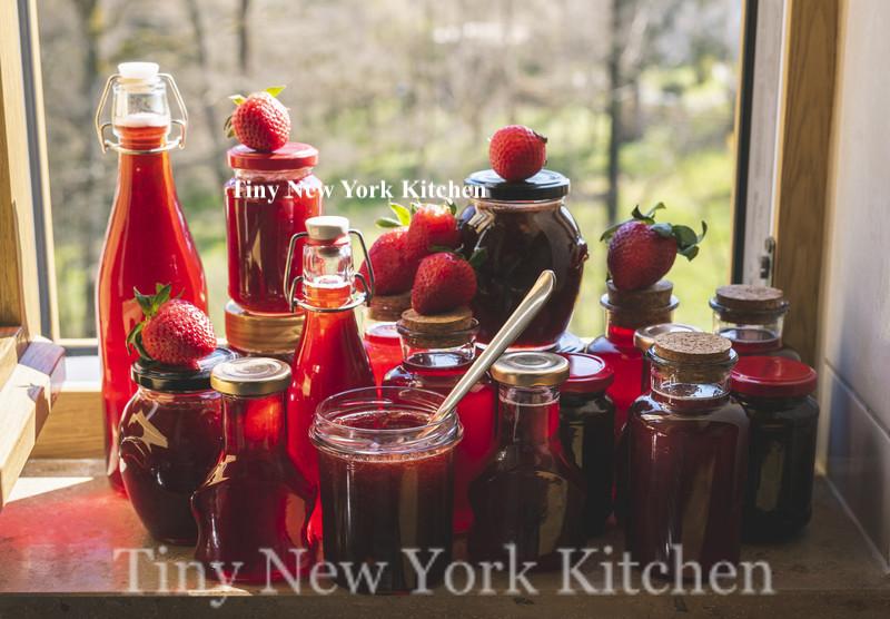 Strawberry Syrup copy