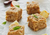 Apple Blondies