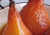 Baked Pears With Marsala