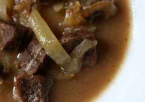 Beef Stew With Beer