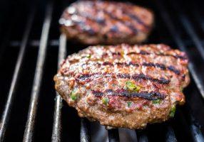 Grilled Brisket Burgers