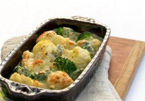 Broccoli & Cauliflower Casserole