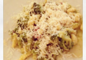 Cavatelli With Broccoli & Sausages