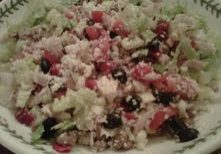 Chicken Taco Salad 1
