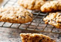 Chocolat Chip Oatmeal Cookies