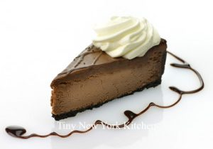 Camille's Chocolate Cheesecake