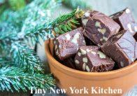 Chocolate Hazelnut Fudge