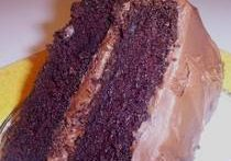 Chocolate Layer Cake 2