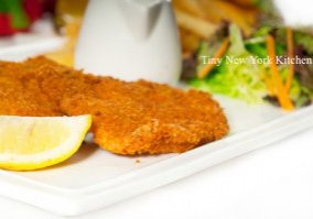 Classic Veal Milanese