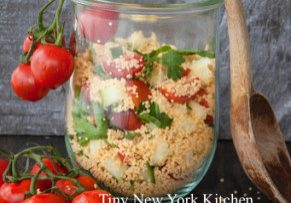 Couscous With Cherry Tomatoes