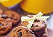 Triple Espresso Chocolate Cookies