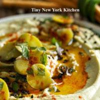 Fava Bean Hummus copy