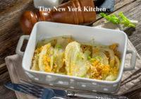 Fennel With Olive Oil, Garlic & Parmesan copy