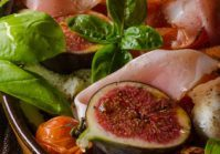 Fig & Baked Tomato Salad