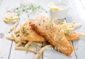 Friday Night Fish & Chips
