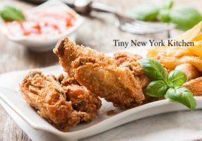 Honey Buttermilk Fried Chicken