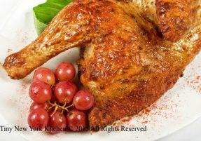 Grilled Split Chicken