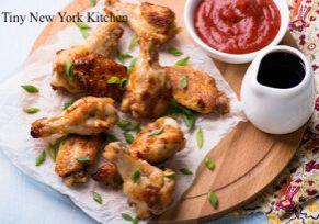 Garlic & Ginger Fried Chicken