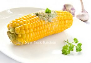 Garlic & Herb Summer Corn