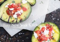 Grilled & Stuffed Avocados