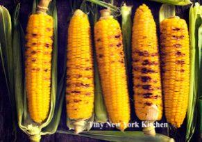 Corn In The Coals