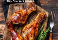 Grilled Spicy Chicken Drumsticks