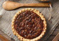 Whiskey Pecan Pie